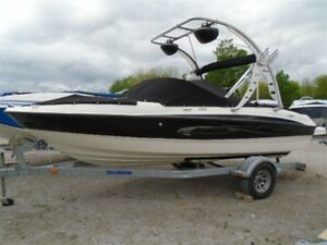 2010 Bayliner 185 WakeBoard Tower!135Hours
