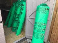 Underlay for laminate flooring, 6 rolls