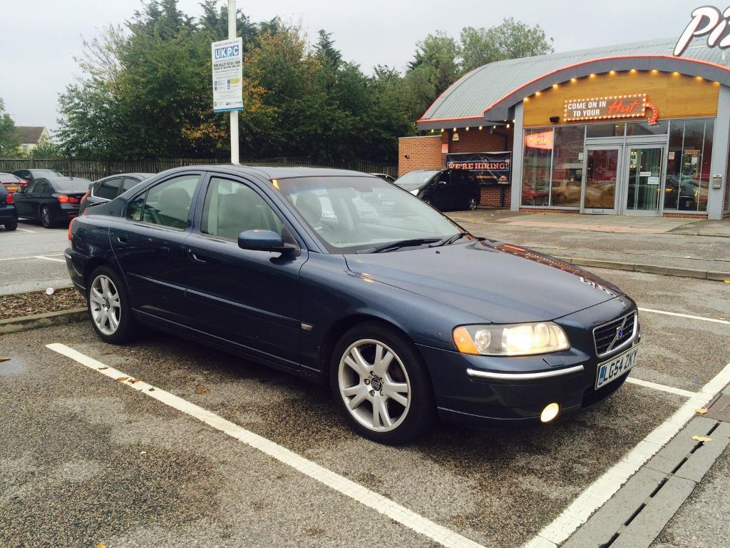 2004 VOLVO S60 2.4 AUTOMATIC DIESEL FULLY LOADED PX SWAP