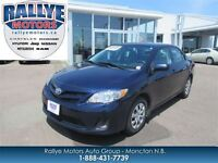 2011 Toyota Corolla CE, Air, Condition ! Trade in ! $ave !