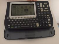 Texas Instruments Voyage 200 - Graphing calculator - battery