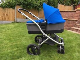 Britax Affinity pushchair / travel system