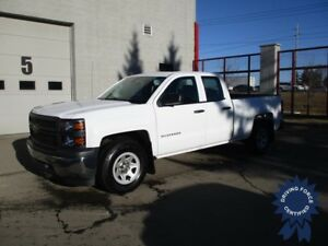2015 Chevrolet Silverado 1500 Double Cab 2WD - 5.3L - 6.5ft Box