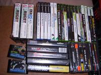 Retro Games Joblot. NES, Megadrive, Mega CD, Playstation etc