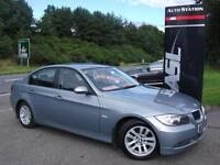 BMW 3 SERIES 320d SE (grey) 2007
