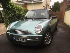 2002 Mini Cooper 1.6 *New MOT* *53k Low Mileage* *Excellent Condition* *Sunroof*