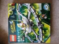 Lego Alien Conquest Mothership