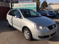 Volkswagen Polo 1.4 S 5dr£3,285 p/x welcome FREE WARRANTY. NEW MOT