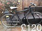Trek 7.1fx large frame hybrid touring bike hardtail £120