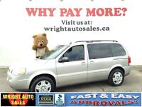 2009 Chevrolet Uplander LT| CRUISE CONTROL| A/C| 117,484KMS| $7,