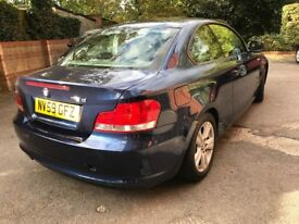 BMW 1 Series 2.0 120d Sport cope automatic