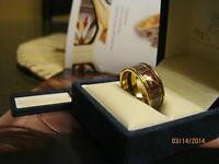 FREY WILLE EGYPTIAN RING SIZE 7
