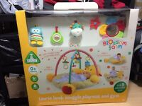 Early Learning Centre Blossom Farm Snuggle Playmat (New and still in box)
