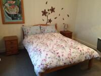 Haymarket area, lovely bright and spacious double bedroom for share