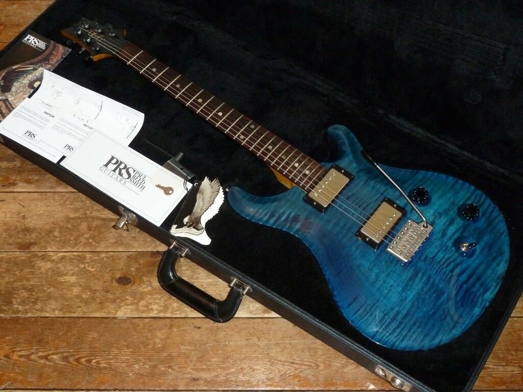 Prs Classic Ce 22 Wide Fat Neck With Dragon Ii Pickups