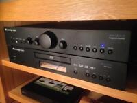 Cambridge audio amp azur 340 se and azur 5400 DVD player