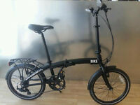 Raleigh Stowaway 7 Folding bike brand new