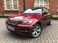 2011 BMW X6 3.0 40d xDrive 310bhp Twin Turbo **1 OWNER** HUGE SPEC*** PX WELCOME not X5