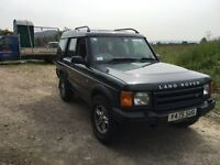 Landrover discovery td5 off road 4x4