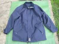 Brand New Dark Blue Anapurna Expedition/Mountaineering Quilted Anorak with Detachable Hood