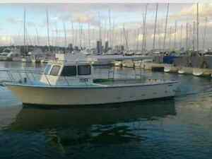 32foot ex cray boat Stoneville Mundaring Area Preview