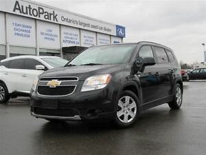 2013 Chevrolet Orlando LT| 7 Pass| Cruise control| Keyless entry