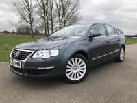 2008 58reg VW Passat 2.0 TDI CR HIGHLINE DSG Auto LOW MILES•HEATED LEATHERS •1 Owner •Full Service!