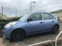 Automatic Nissan Micra for sale