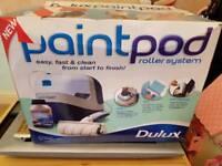 Dulux paintpod roller system brandnew unopened
