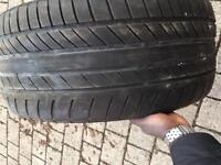Ranger Rover or Mercedes ML Tyres