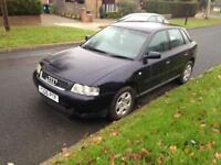 Audi A3 1.9 tdi 5 speed y Reg good runner £300 no offers