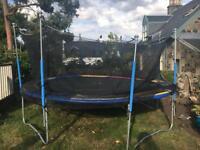 12 Ft Trampoline for sale