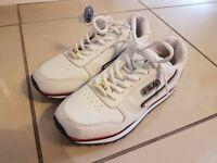 NEW Fila White Women's Shoes Size UK 3