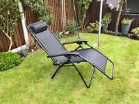Zero gravity GARDEN chair