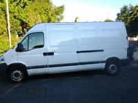 Steve and large van removals/delivers / clearances / . Hold waist licence.