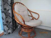 Swivel Comfy Chair