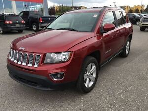 2016 Jeep Compass HIGH ALTITUDE-REAR VIEW CAMERA, SUNROOF