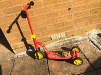 Fireman Sam scooter