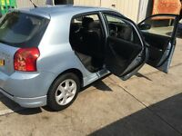 Toyota Corolla 2006 2.0 Diesel D-4D Colour Collection 5dr. Full 1 Year Mot