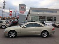 2003 Mercedes-Benz CL-Class 5.0L Compare this price!