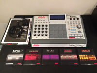 MPC Renaissance & Technics 1210 MK2 + Flightcase (Sold Together or Seperate)