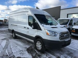 2017 Ford Transit T250 High Roof 148 EL. Loaded