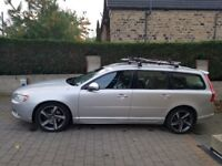 Volvo v70 R Design 2011. 2 previous owners. Excellent condition! Leather interior. Tow bar