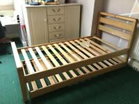 Single Bed with Extension ( Bensons for Beds )