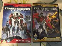 Transformer dvds