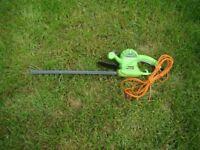 hedge trimmer challenge 450 wt
