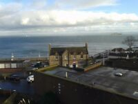 TOP FLOOR FLAT WITH LOVELY SEA VIEWS