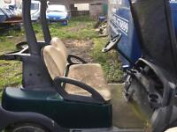 Golf buggy job lot of spares golf cart