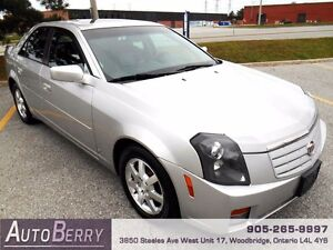 2006 Cadillac CTS *** Certified and E-Tested ***