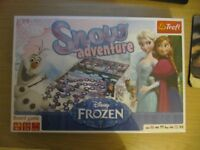 Disney Frozen Snow Adventure board game NEW and unopened so ideal present 2 - 4 years old